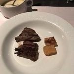 79355732 - オージービーフのテンダーロイン。肉が得意でない自分も、完食できるクオリティ。