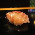 79355903 - 真鯛昆布締め(能登、七尾)