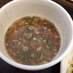 一村 - スープ