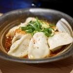 京紫灯花繚乱 - 麻婆水餃子
