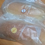緑町のパン屋さん クラウン - コッペパン(包装)