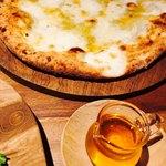メロー カフェ - クアトロフォルマッジ 1260円