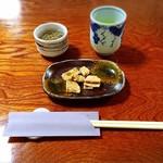 玄鹿 - 美味しいお茶、水蕎麦、蕎麦のおかき❤︎