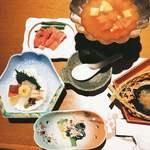 ゆふいん山水館 - 料理写真: