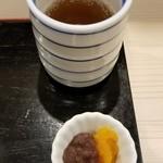 うどん鉢 - つぶ餡とかぼちゃ