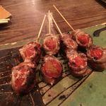 凱風快晴 - トメトの肉巻き