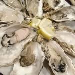 盛盛 - 北海道産まるえもん生牡蠣