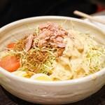 炭火焼肉屋台 たじま屋 - ☆ツナサラダ 500円