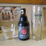 79365958 - 小樽ビール(ノンアルコール)ノーマル 350円(2018年1月)