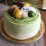 Doremo LeTAO - 一月のケーキです