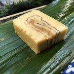 磯吉 - 挽き肉入りの玉子焼き