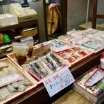 百万石うどん - [2017/12]乾麺なども売られています。