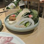 京都 瓢斗 - 野菜