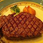 小松屋 - 特選網焼ビフテキ(200g)ヒレ肉
