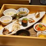 和食すがわら - 料理写真:八寸