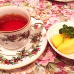 79371024 - 紅茶&マンゴー