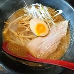 究麺 十兵衛 - 特製味噌(750円)