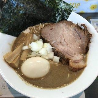 麺や 青雲志 - 料理写真:煮干豚骨らぁ麺(1,100円)