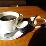 樹林 - 料理写真:水出しダッチコーヒー350円