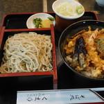 くま乃 - 料理写真:そばセット