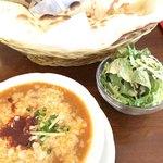 ミヤギディレストラン - 日替り(チーズカレー)セット