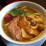 79378423 - 鶏塩麺¥950~
