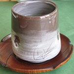 ザ・テラス - 和食には緑茶