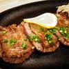 すてーき亭 - 料理写真:厚切り牛タンステーキ