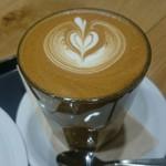 フラット ホワイト コーヒー ファクトリー -