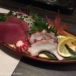 築地直送鮮魚 うお秀 - 【お造り】鮮魚のお刺身