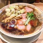 サバ6製麺所 - さば醤油そば