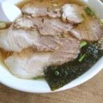 美濃口園 - 料理写真:チャーシューメン740円