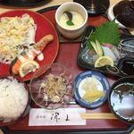 香季稜 深山 - サービス定食