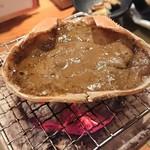 睦月処 穂寿美 - 炭火で焼きます