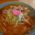 びほろさんぱち - 料理写真:みそ780円