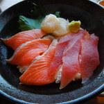Hokkaido Gourmet Dining 北海道 - 三色丼