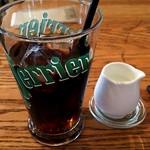 デュボワ - セットのアイスコーヒー