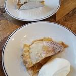 W Apple Pie - 料理写真: