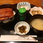79388867 - うな丼ランチ990円