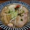 めんや 薫寿 - 料理写真:薫寿そば(750円)+煮玉子(120円)