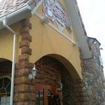 スペイン石窯パン工房 メリチェル - 看板