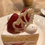 コカルド - ケーキセット (ティアラショート)  ¥1,000外