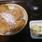 和食レストランとんでん - 北海道豚丼
