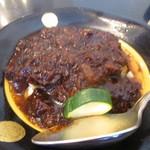 和食 おがわ - 料理写真:牛すじ八丁味噌煮込み