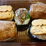 おにぎりの古都屋 - 料理写真:
