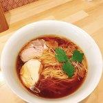 麺や 田むら - 料理写真:中華蕎麦