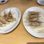 竜笑 - 餃子食べ比べセット