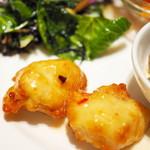 Mirumuji - 鶏むね肉の唐揚げスイートチリソース