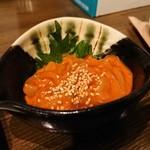 鮨Dining 朋や - 塩辛(ピリ辛)