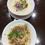 麺屋昊鶏 - こってり 2種類